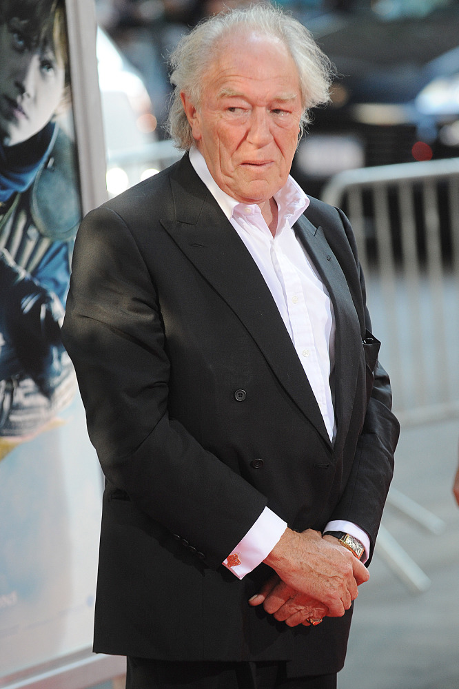 Michael Gambon Strictly Is 'Common'