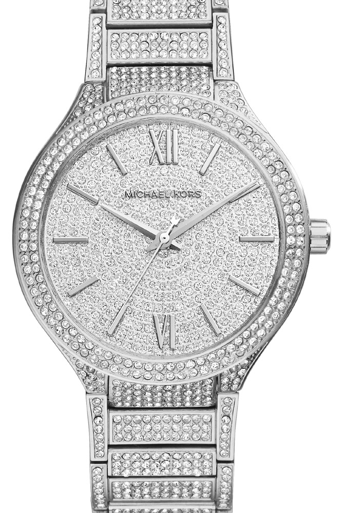 watches runway wrist dp kors michael ca sparkly amazon slim womens
