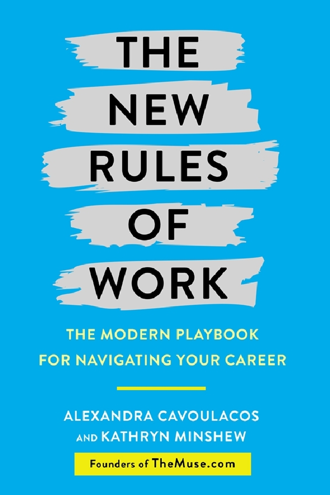 The New Rules of Work