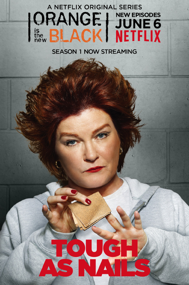 Kate Mulgrew as Red / Credit: Netflix