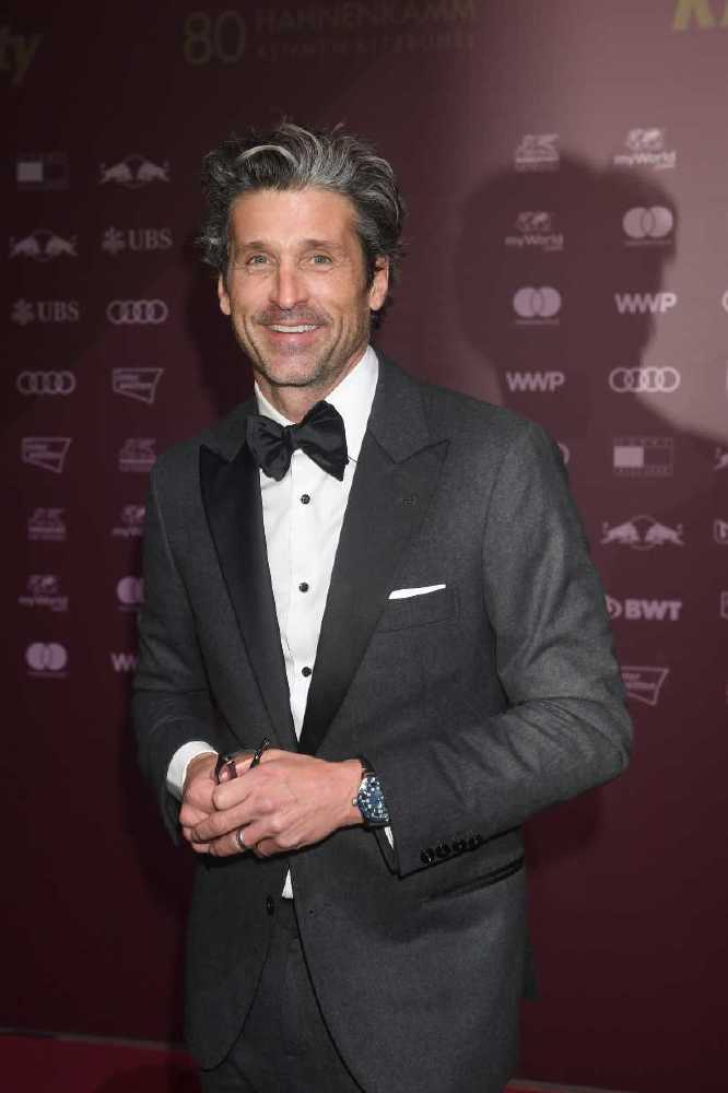 Patrick Dempsey Credit PA Images