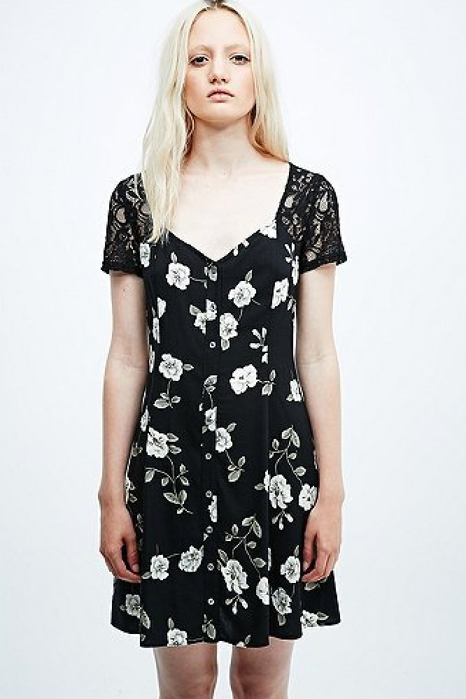 Dresses under £30 perfect for autumn at Urban Outfitters