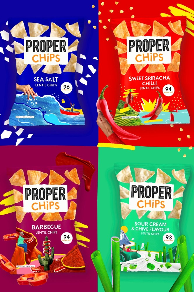 ProperChips- ASDA and WH Smith