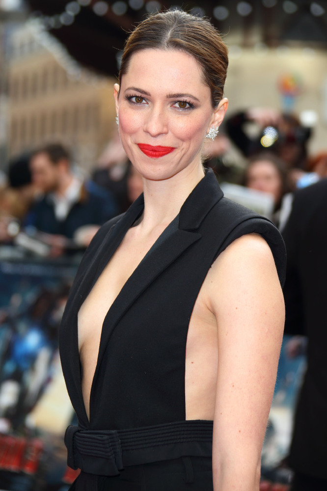 Rebecca Hall Nude Photos 13
