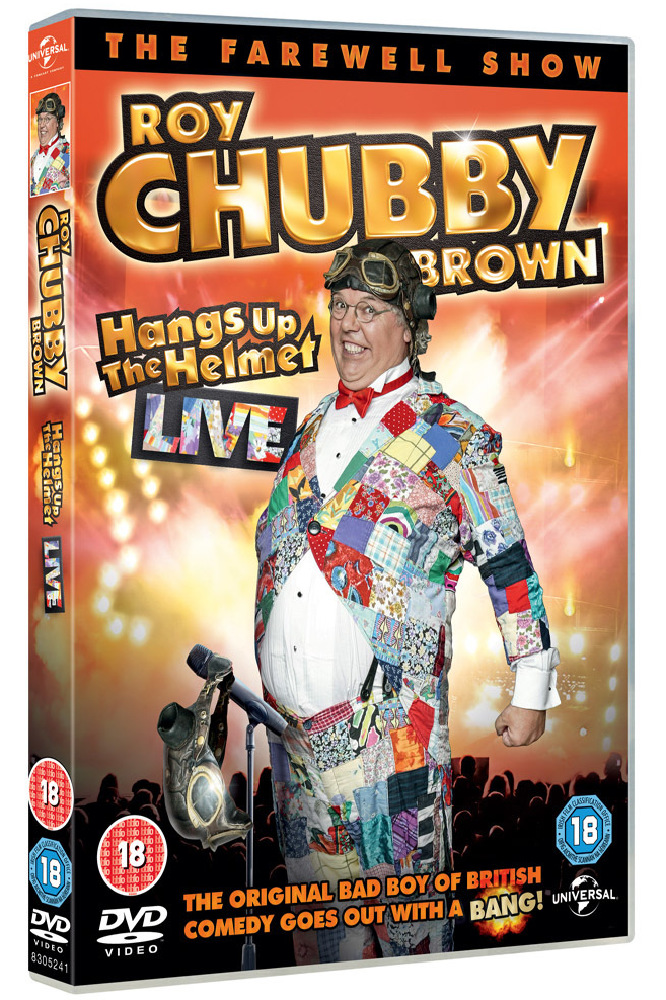 Chubby brown live