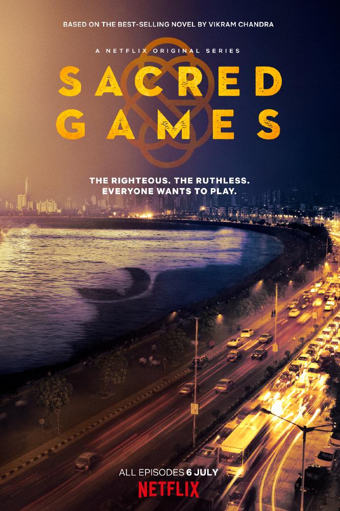 Netflix Drop Teaser Trailer And Poster For Sacred Games