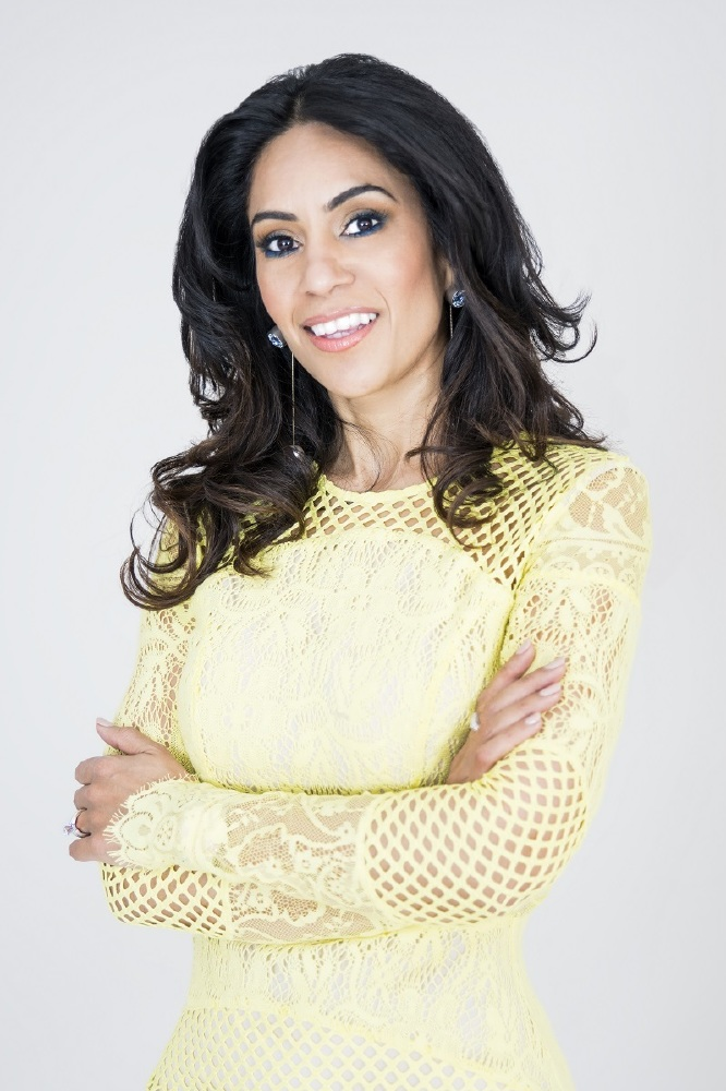 Founder and design director of Forever Unique and Real Housewives of Cheshire star Seema Malhotra