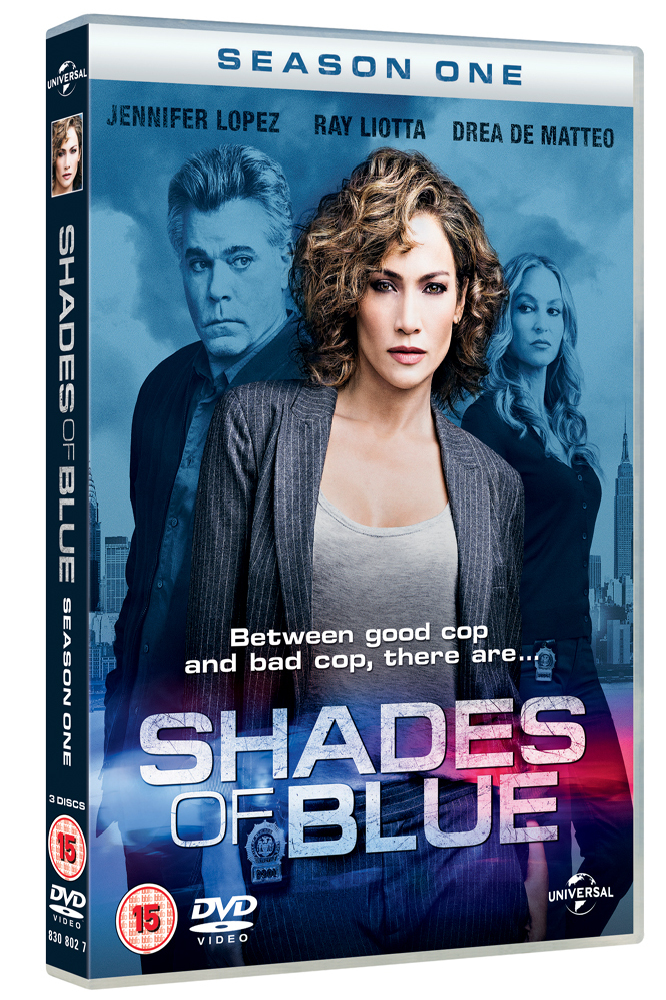 Shades of Blue DVD