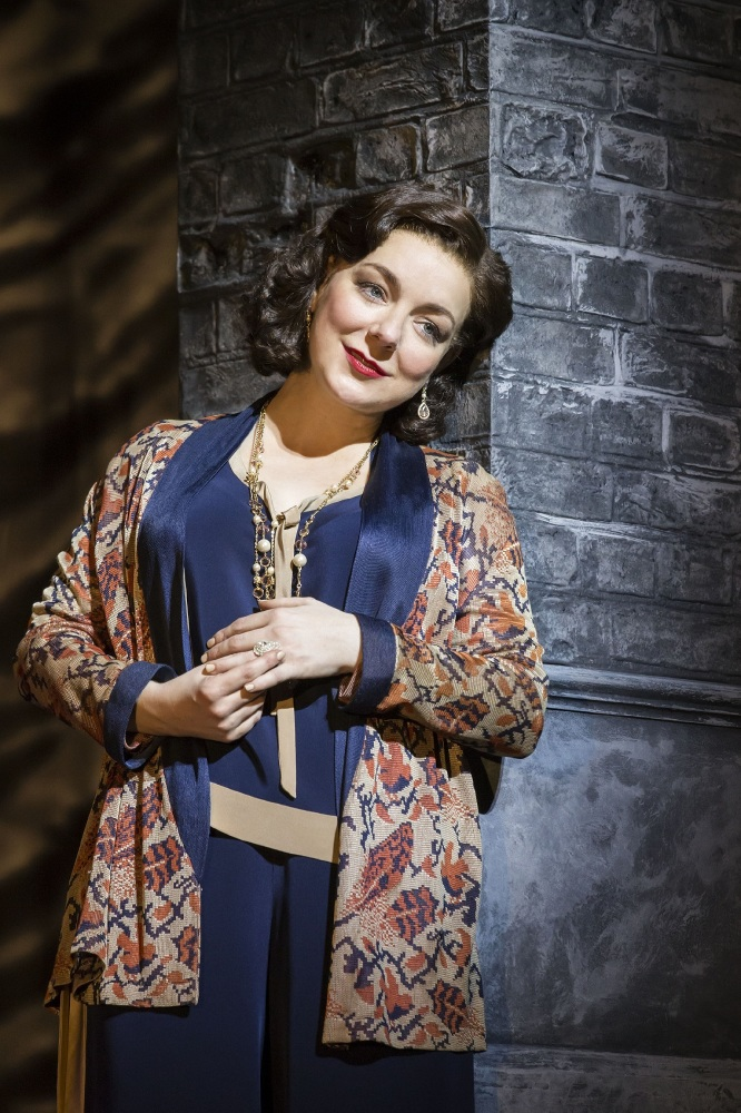 Sheridan Smith as Fanny Brice / Credit: Johan Persson