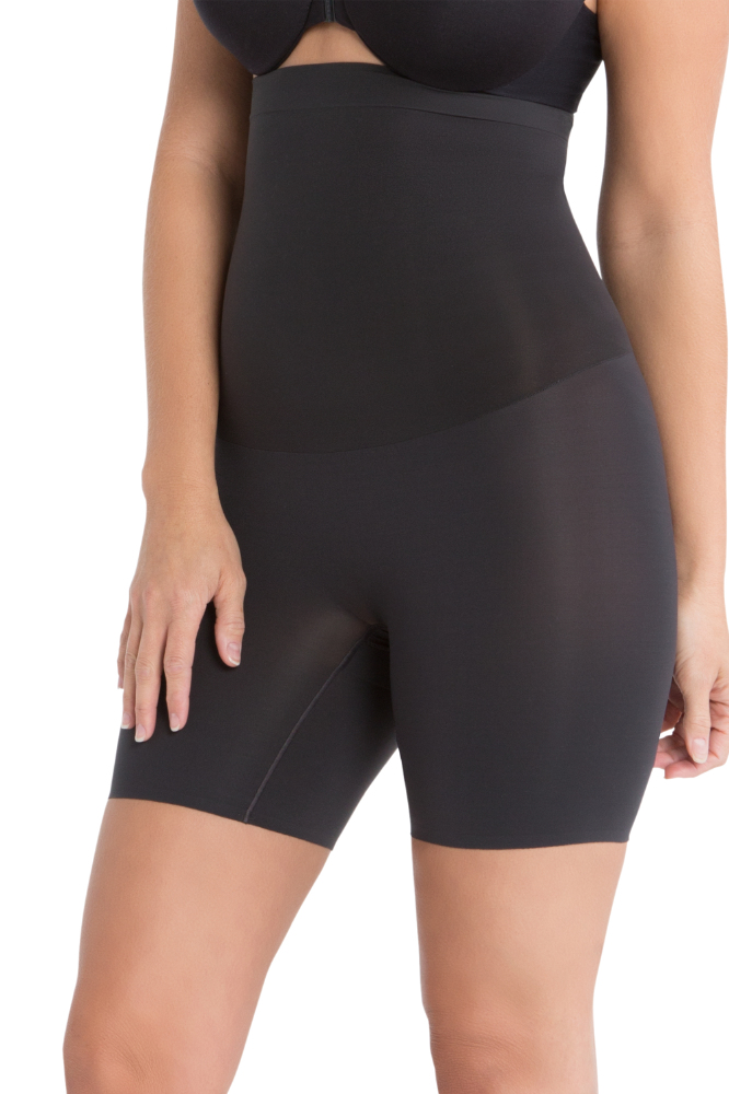 3055df82c857a Review  Spanx Shape My Day High Waisted Day Shorts