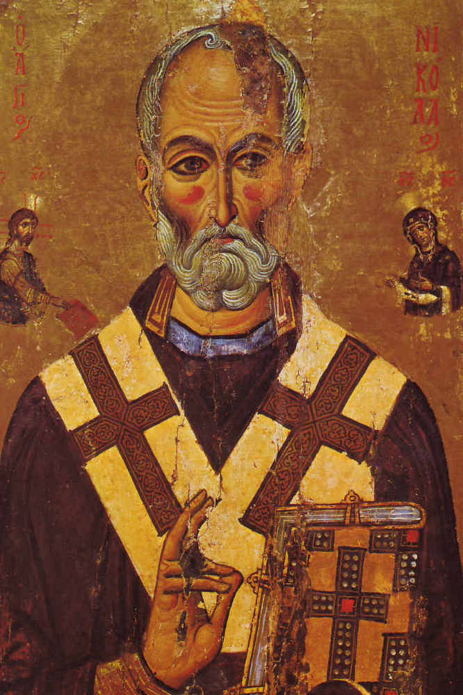 Saint Nicholas / Photo Credit: Wikimedia Commons