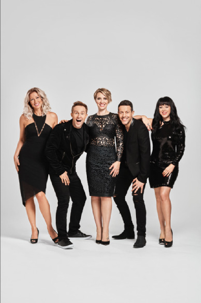 Steps are back!