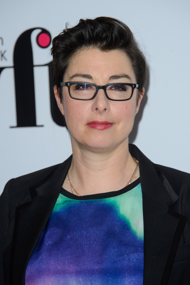 Sue Perkins hosted the show with Mel Giedroyc