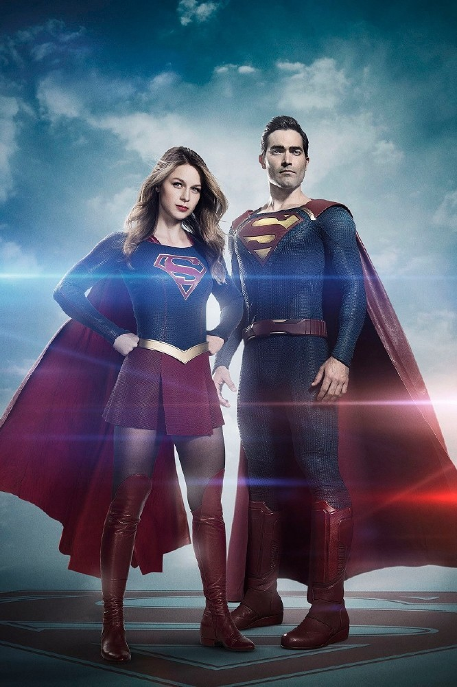 Supergirl and Superman / Credit: The CW