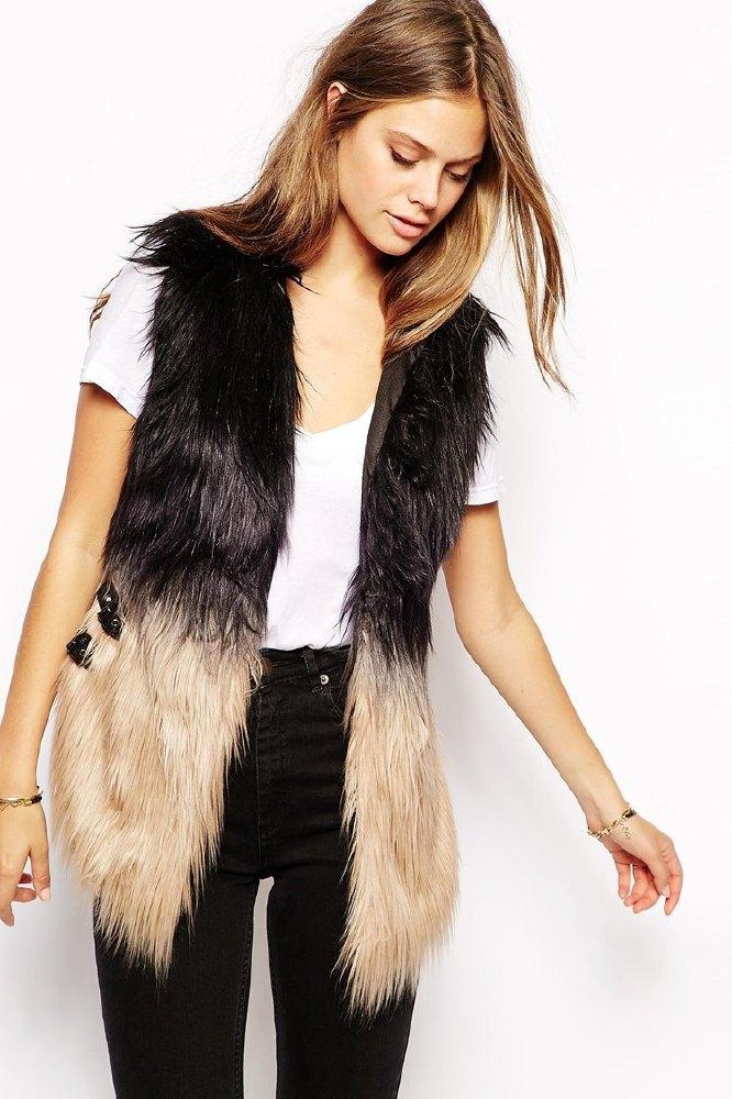 Autumn Trends: Faux Fur Coats