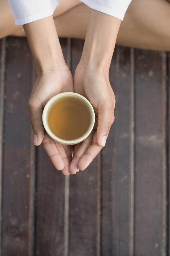 Is drinking tea the best thing for your health?