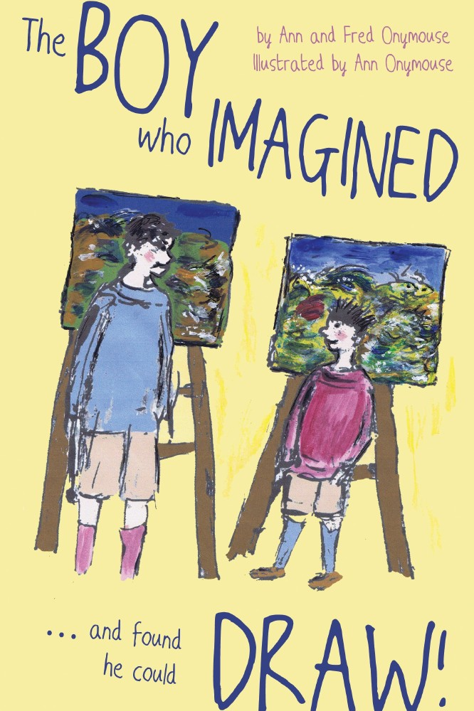 The Boy Who Imagined and Found He Could Draw