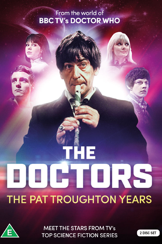 The Doctors: The Pat Troughton Years