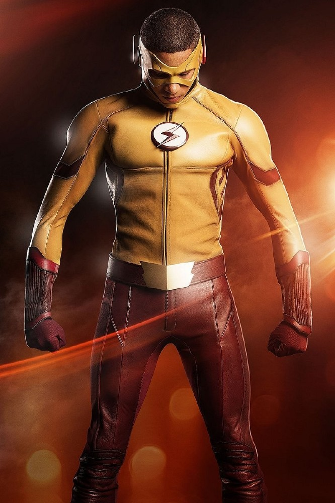 Keiynan Lonsdale as Kid Flash / Credit: The CW