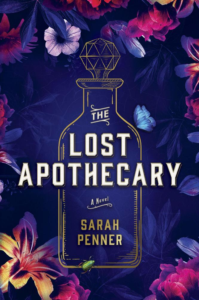 The Lost Apothecary is out now!