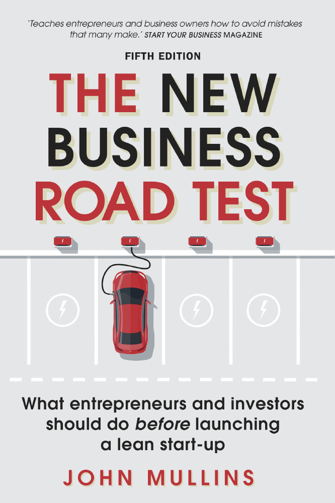 new business road test View notes - mkt555 (2) from business 531 at kuwait university the new business road test will the fish bite target segment benefits and attractiveness the new.
