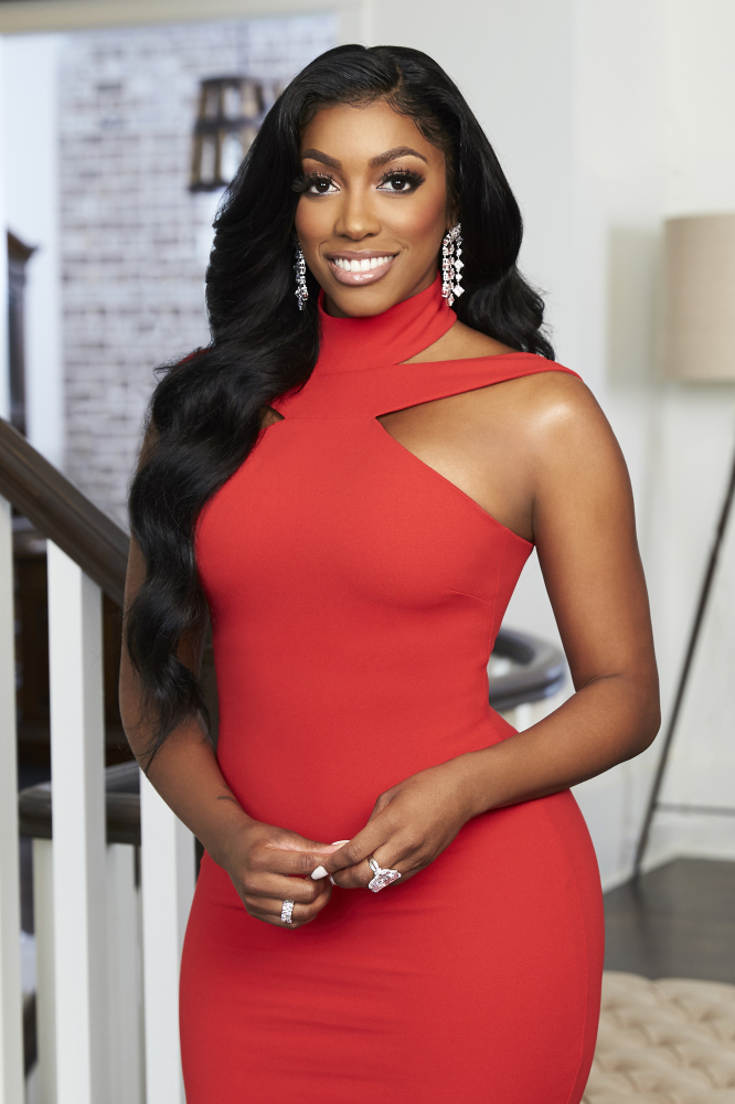 Porsha Williams makes her return to S10 of Real Housewives of Atlanta