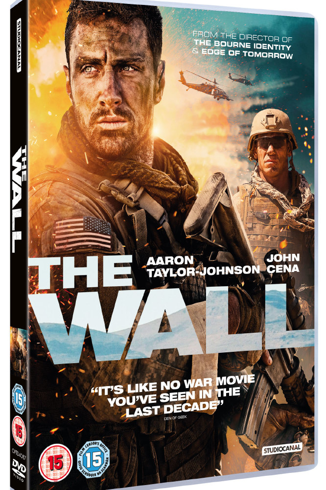 Win A Copy Of The Wall On DVD