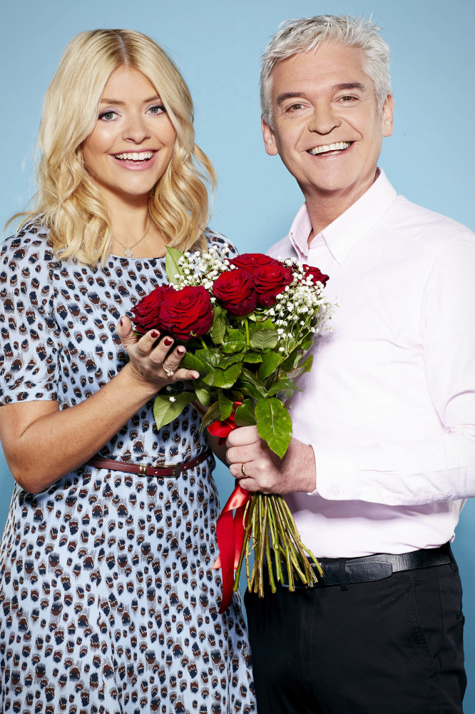 Holly and Phil / Credit: ITV