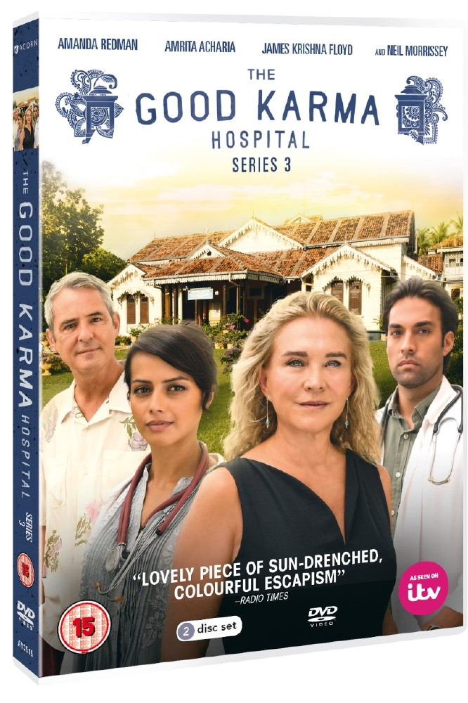 The Good Karma Hospital Series 3