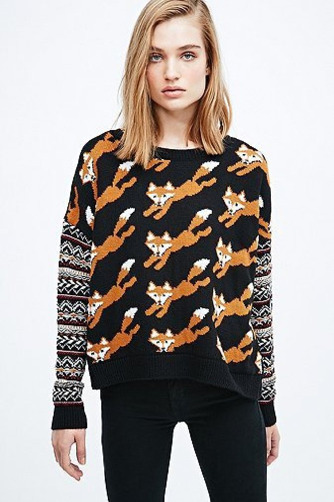 This Knitwear is Awesome