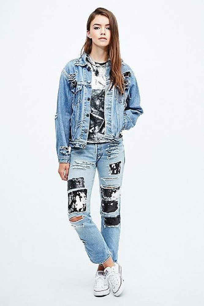 New Autumn Denim at Urban Outfitters