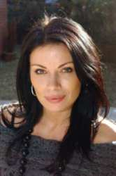 Alison King plays Carla Conor in the soap