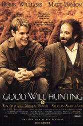 a critical analysis of good will hunting a movie directed by gus van sant Matt damon and robin williams in 1997's 'good will hunting  likely to garner  critics group honors, this gus van sant-directed film will score.