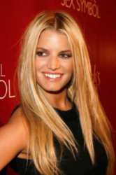 Jessica Simpson Loves Hair Extensions