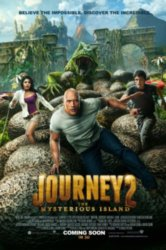 Journey 2: The Mysterious Island.