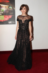Kiera Knightley wows in Elie Saab this week