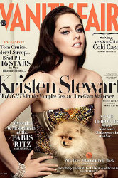 Kristen Stewart covers Vanity Fair