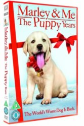 Marley & Me: The Puppy Years DVD