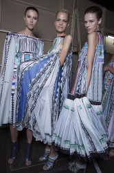Mary Katrantzou Spring Summer 13
