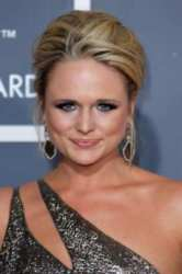 Miranda Lambert was caught out by shrimp