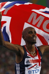 Mo Farah's Win Was Watched By More Than 17 Million People