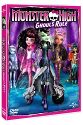 Monster High: Ghouls Rule is out now on DVD