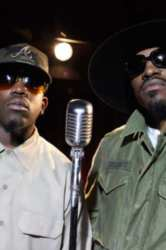 Big Boi with Andre 3000