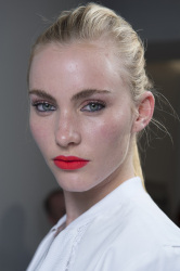 Richard Nicoll SS13 beauty look