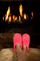 Have you got your winter slippers yet?