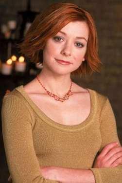 Molly Weasley  Alyson-hannigan-1