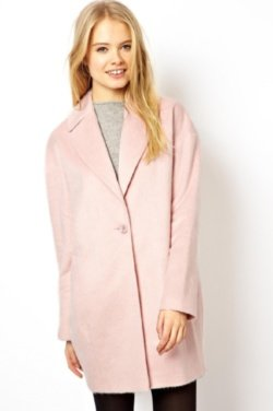 Fashion 2014: The Pink Coat