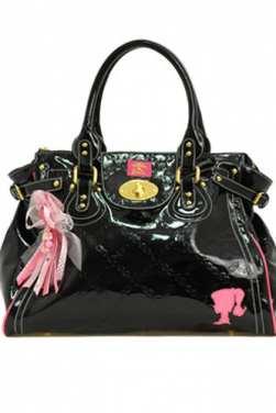 gold pauls boutique bag