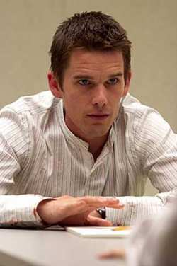 Ethan Hawke Loves Cop Movies - ...