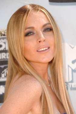 Lindsay Lohan In Thong 1